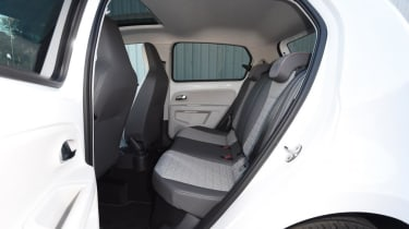 Volkswagen up! - rear seats