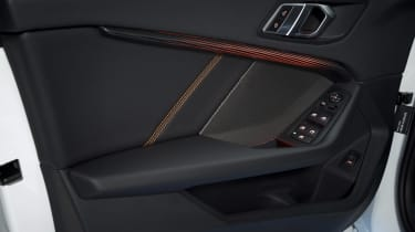 New BMW 1 Series 2019 door insert