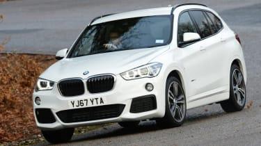 Used BMW X1 Mk2 - front cornering