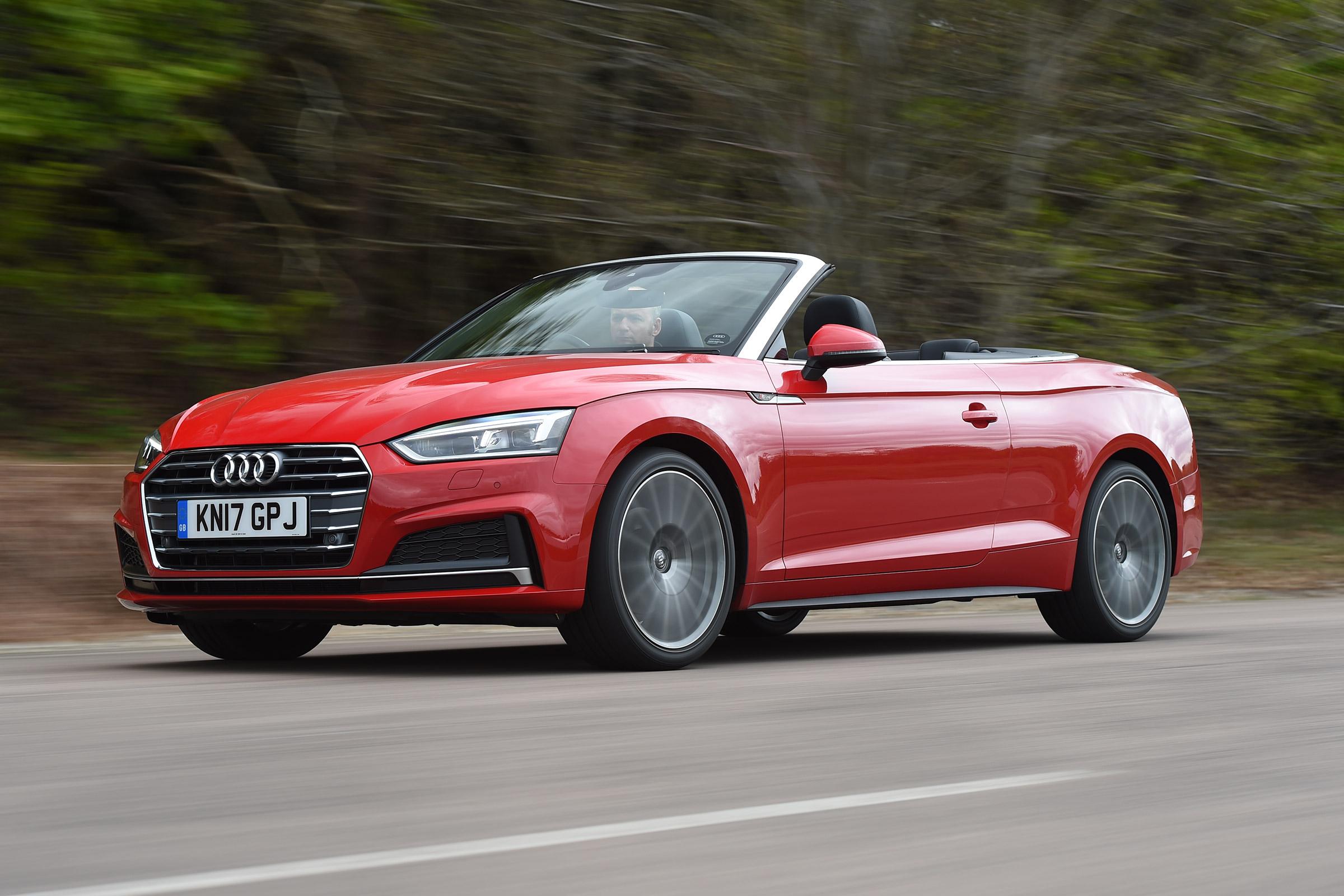 Audi A5 Cabriolet Best Convertibles Auto Express