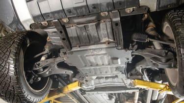 How to investigate TDV6 turbocharger noise - step 5