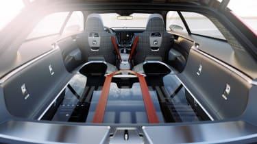 Volvo Concept Estate boot