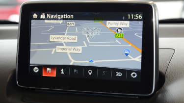 Lexus LC 500h - infotainment 2