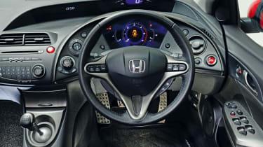 Honda Civic Mk8 - dash