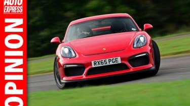 Mike Opinion - Porsche