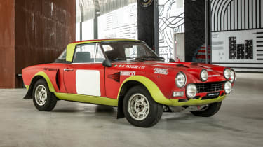 Abarth's 70th Anniversary - Fiat 124 Abarth
