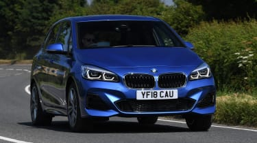 BMW 225xe Active Tourer - front