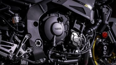 Yamaha MT-10 review - engine