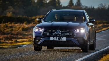 Mercedes E-Class Estate review - driving