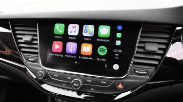 Vauxhall Astra - Infotainment System