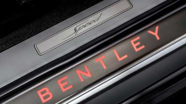 Bentley Continental GT Speed - sill