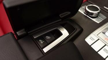 Mercedes SL 400 - interior detail
