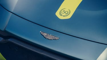 Aston Martin Vantage AMR - badge