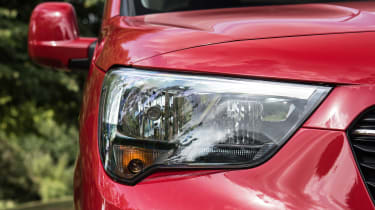 Vauxhall Combo Life - headlight