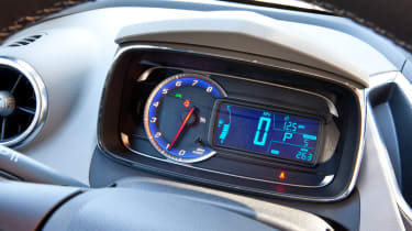 Chevrolet Trax dials