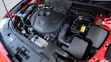 New Mazda CX-5 - engine