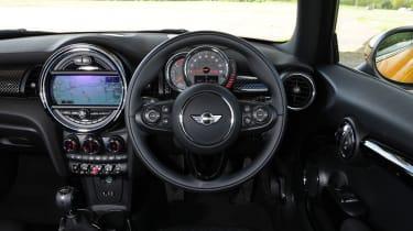 MINI Cooper S interior