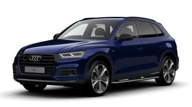 Audi Q5 Vorsprung