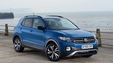 Volkswagen T-Cross - front