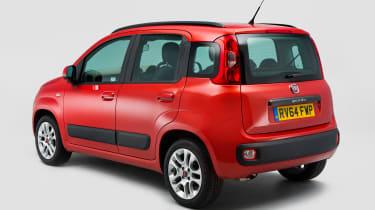 Used Fiat Panda - rear