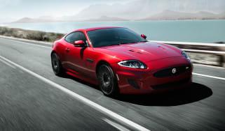 Jaguar XK 2014 Dynamic R front