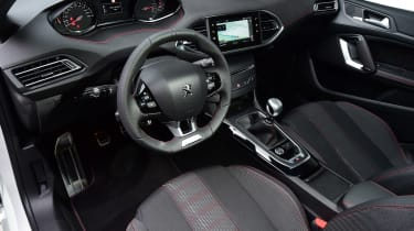 Peugeot 308 - interior