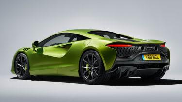 McLaren Artura - studio rear