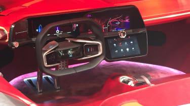 Renault Trezor - dash