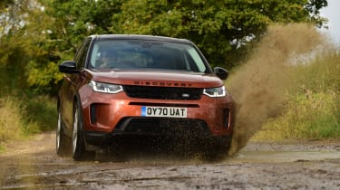 Land Rover Discovery Sport D180 first report - header