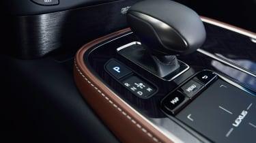 Lexus LS 500h - transmission