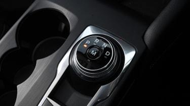 Ford Focus Vignale - gearstick