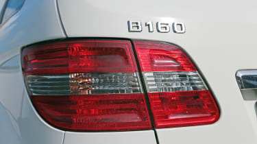 Used Mercedes B-Class - rear light