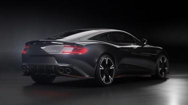Aston Martin Vanquish S Ultimate - rear