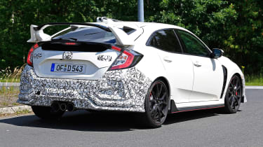 Honda Civic Type R facelift - 10