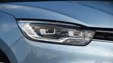 Renault Grand Scenic headlight