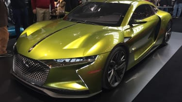 DS E-Tense - Retromobile