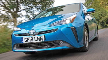 Toyota Prius - best hybrid cars to buy