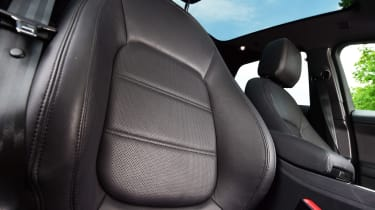 Jaguar E-Pace - front seat