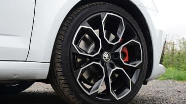 Skoda Octavia vRS 245 - wheel