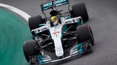 Motorsport review 2017 - Formula 1