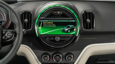 MINI Countryman Cooper S E ALL4 - interior