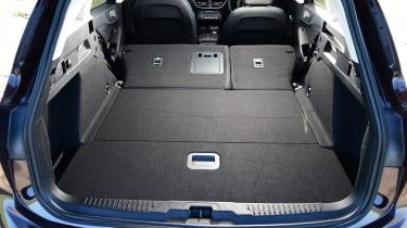 Ford Focus Vignale Estate - bot seats down