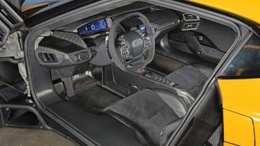 Ford GT - dash