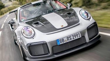 Porsche 911 GT2 RS - full front