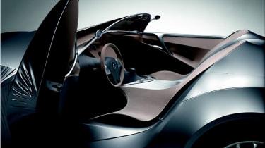 BMW GINA - interior