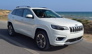 Jeep Cherokee - front