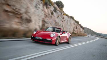 New Porsche 911 Cabriolet 2019