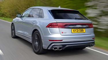 Audi SQ8 - rear