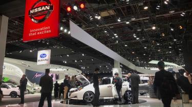 Detroit Motor Show 2018 - Nissan