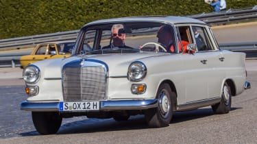 70 years of Mercedes E-Class - 110 Fintail